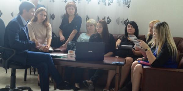 Встреча VICTORIA STENOVA