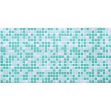 Мозаика Зеленый микс 957 х 480 мм