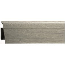 Плинтус 0,076 х 2,5м Royal Дуб светло-серый №270